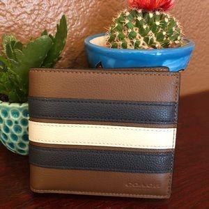 ⚡️FLASH SALE⚡️ Coach men wallet